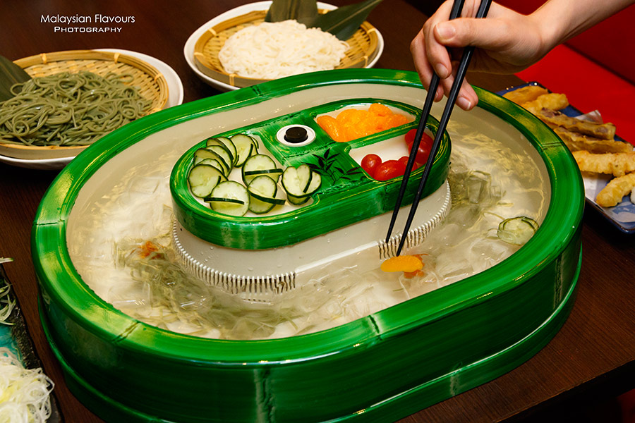 Mì lạc trôi: thú vui ăn uống chỉ người Nhật mới có - Ảnh 5.
