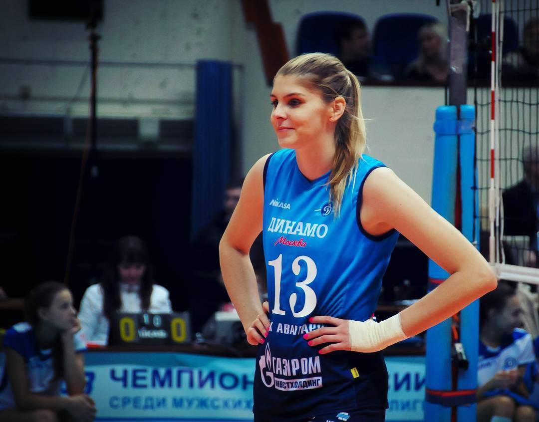 Vẻ đẹp của thiên thần bóng chuyền Nga - Irina Fetisova - Ảnh 9.
