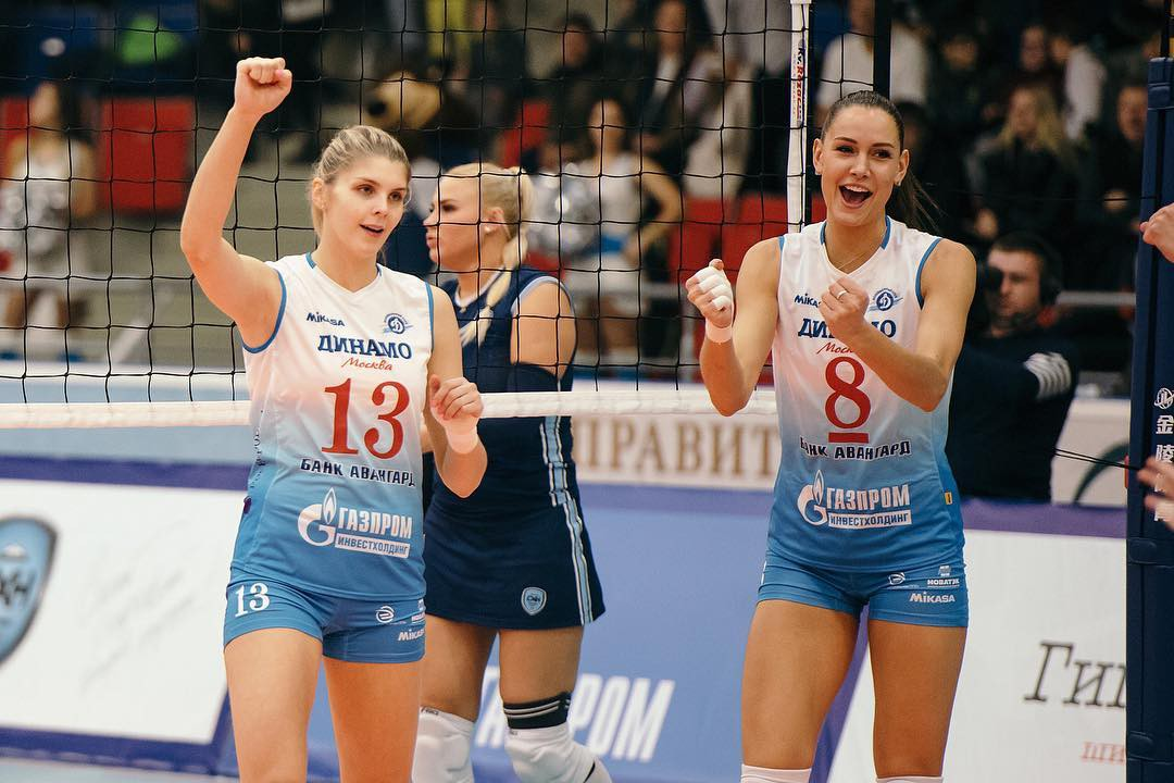 Vẻ đẹp của thiên thần bóng chuyền Nga - Irina Fetisova - Ảnh 10.