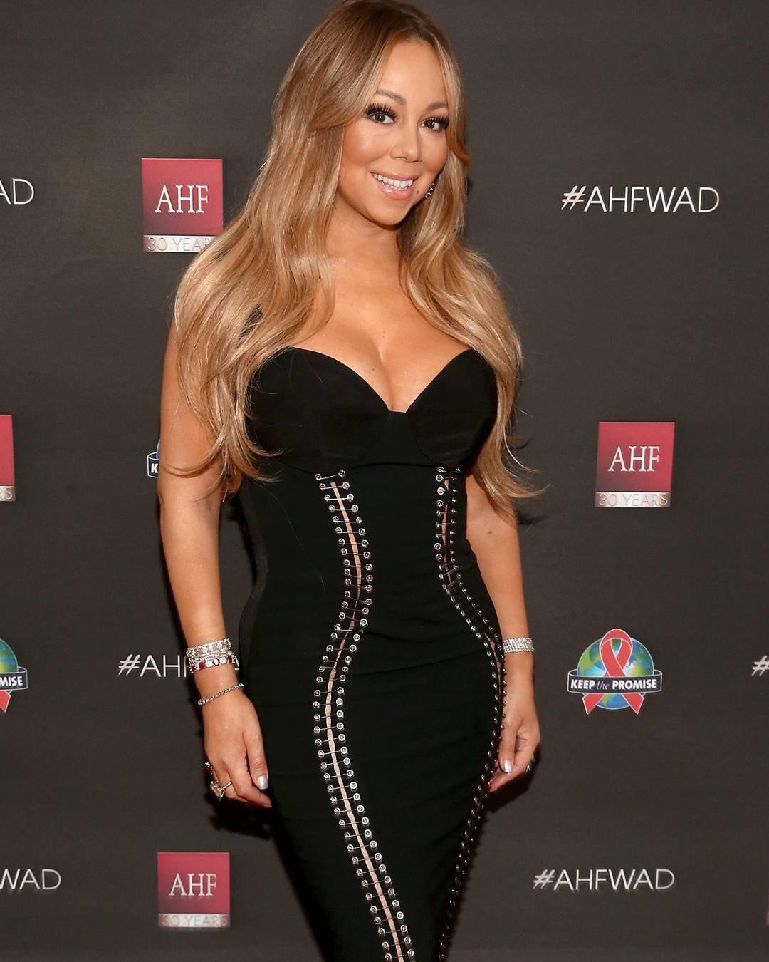 Giảm 11 kg nhờ phẫu thuật, Mariah Carey lấy lại vóc dáng không khác thời hoàng kim nhan sắc - Ảnh 4.