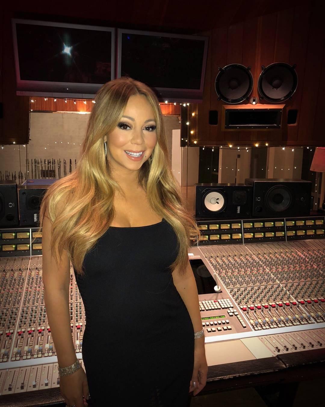 Giảm 11 kg nhờ phẫu thuật, Mariah Carey lấy lại vóc dáng không khác thời hoàng kim nhan sắc - Ảnh 2.