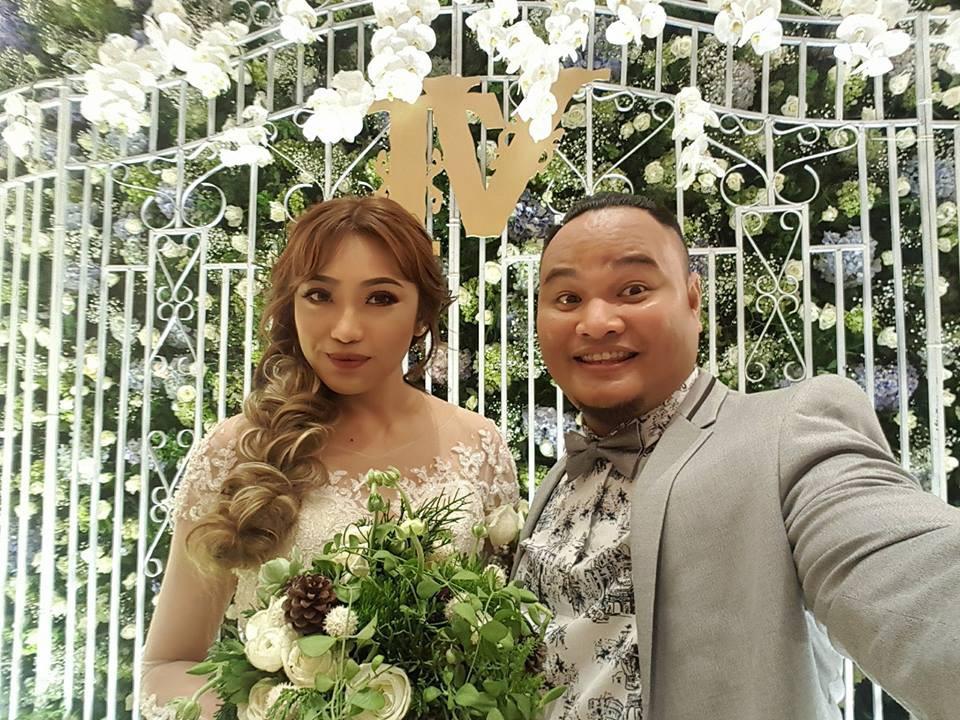 Trấn Thành, Cát Phượng và dàn sao Việt rạng rỡ đến dự đám cưới của diễn viên Vinh Râu - Ảnh 1.