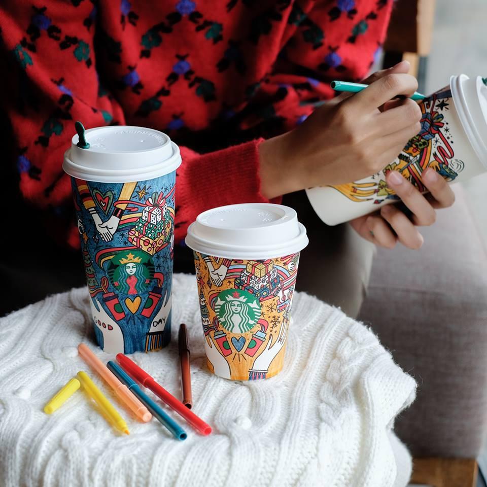 3 quán cà phê có đồ uống Giáng sinh hot nhất mùa lễ năm nay - Ảnh 3.