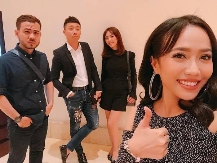 Trấn Thành, Cát Phượng và dàn sao Việt rạng rỡ đến dự đám cưới của diễn viên Vinh Râu - Ảnh 3.