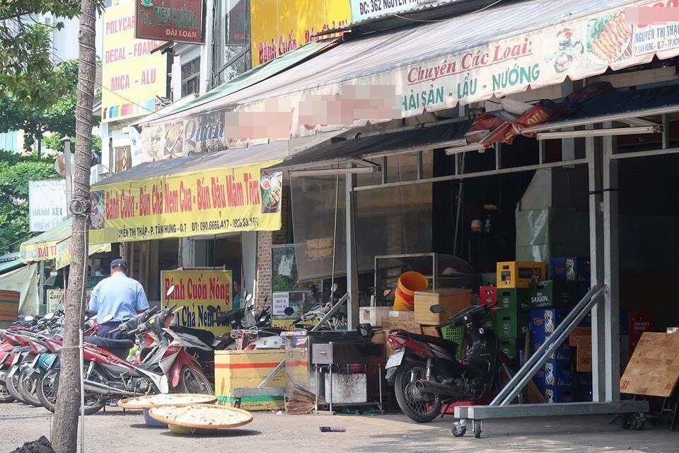 Cự cãi với nhân viên quán nhậu ở Sài Gòn, 2 thực khách thương vong - Ảnh 1.