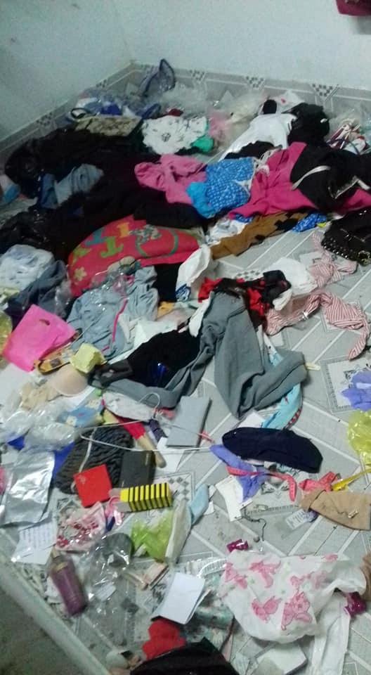 Cô gái đóng cửa nhốt mình trong phòng trọ 5 tháng liền, ở bẩn tới mức gạt rác ra mới thấy sàn nhà - Ảnh 4.