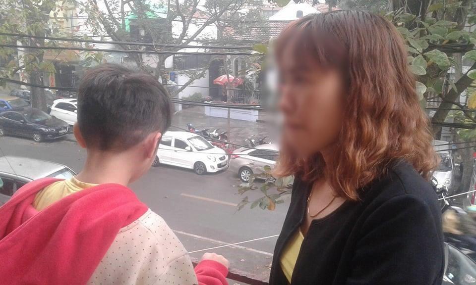 Cậu bé 10 tuổi bị bố ruột và mẹ kế đánh rạn sọ não: Đó vẫn là bố của con, xin đừng bắt bố đi tù - Ảnh 2.