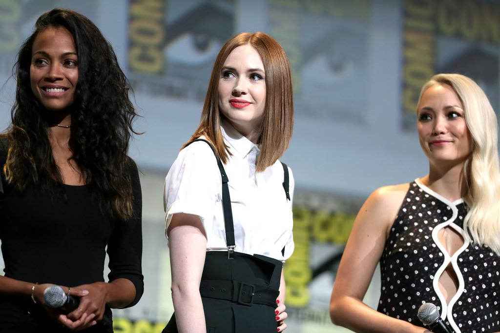 Xấu đau đớn trên phim, ai ngờ các mỹ nhân của Guardians of the Galaxy Vol. 2 ngoài đời lại đẹp đến vậy! - Ảnh 22.