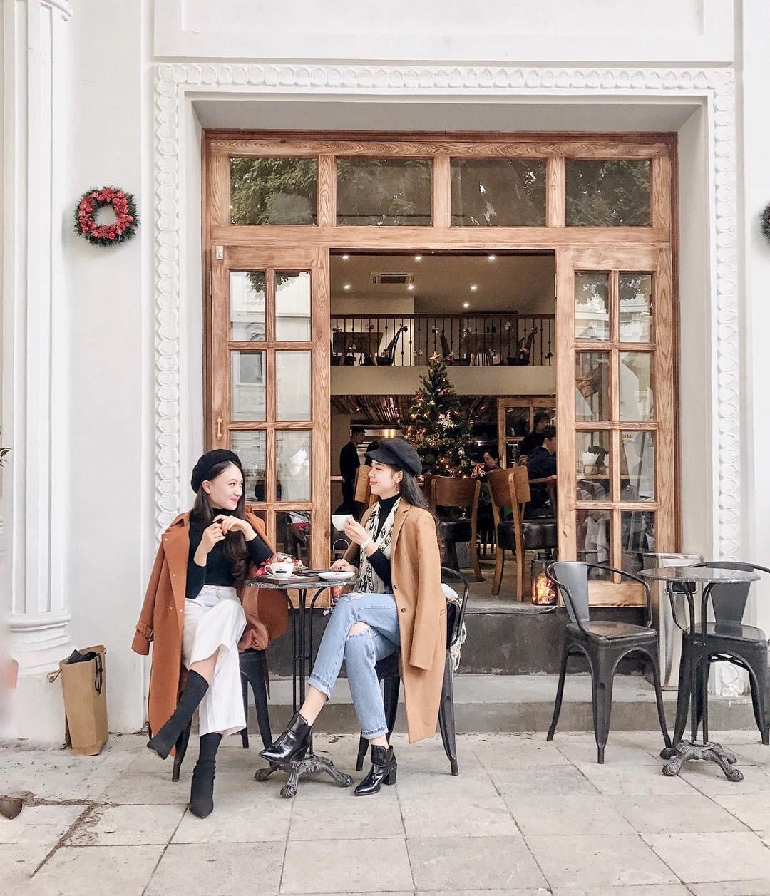 Ở Hà Nội thì phải đi check-in ngay 3 quán cafe siêu xinh này thôi trước khi nó hết hot - Ảnh 11.