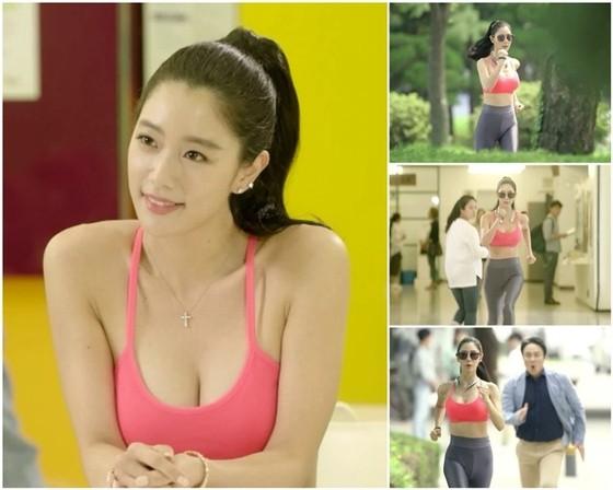 Top sao nữ ngực khủng nhất xứ Hàn: Cứ đóng phim là phải khoe vòng 1 bức tử? - Ảnh 9.