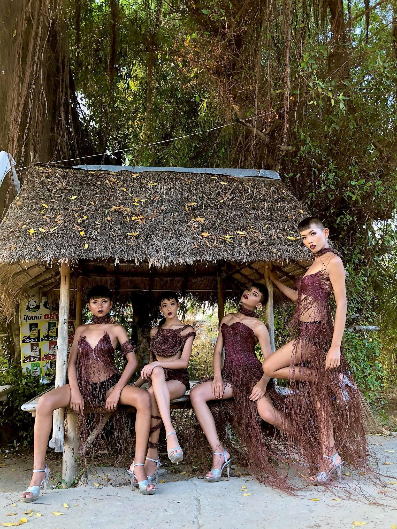 Dàn mẫu Victoria Secret phiên bản Thái tung bộ ảnh cực kỳ sang - xịn - mịn - Ảnh 12.