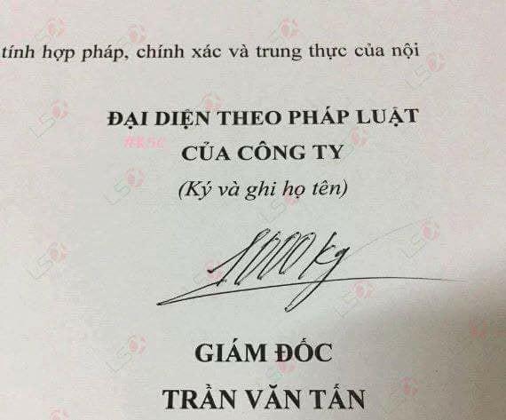 Bộ sưu tập những mẫu chữ ký cá tính và thẳng thắn nhất MXH Việt những ngày qua - Ảnh 1.