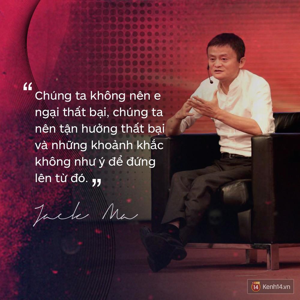 Loạt phát ngôn đầy cảm hứng tỷ phú Jack Ma vừa gửi đến các bạn trẻ Việt Nam - Ảnh 22.