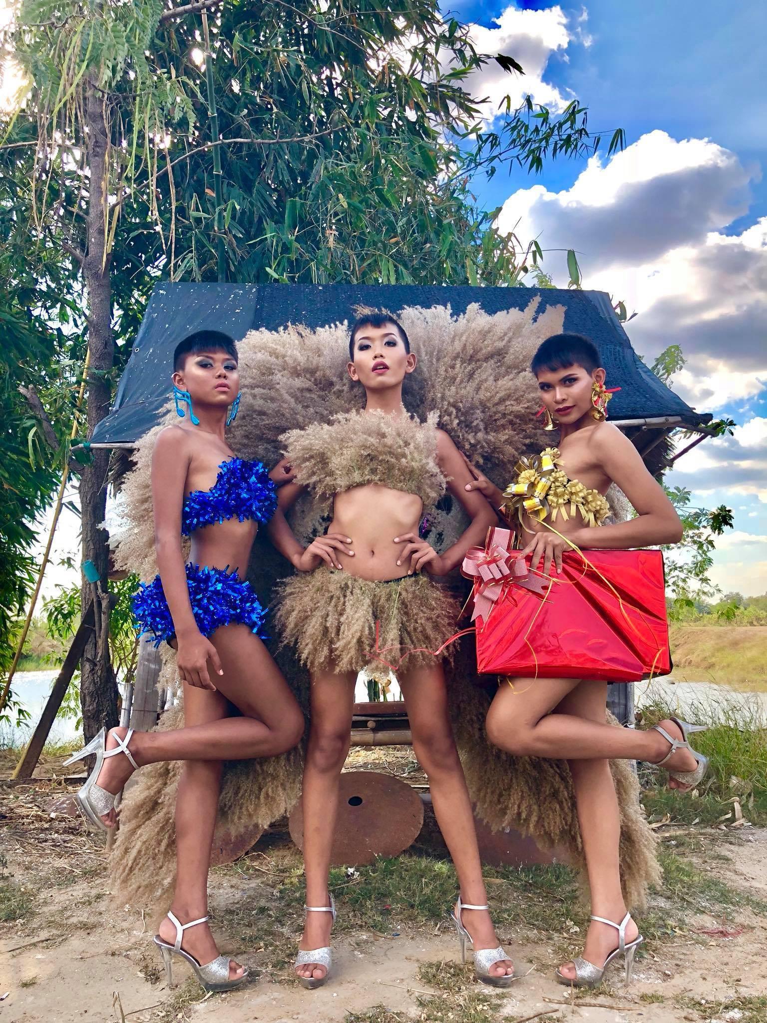 Dàn mẫu Victoria Secret phiên bản Thái tung bộ ảnh cực kỳ sang - xịn - mịn - Ảnh 2.