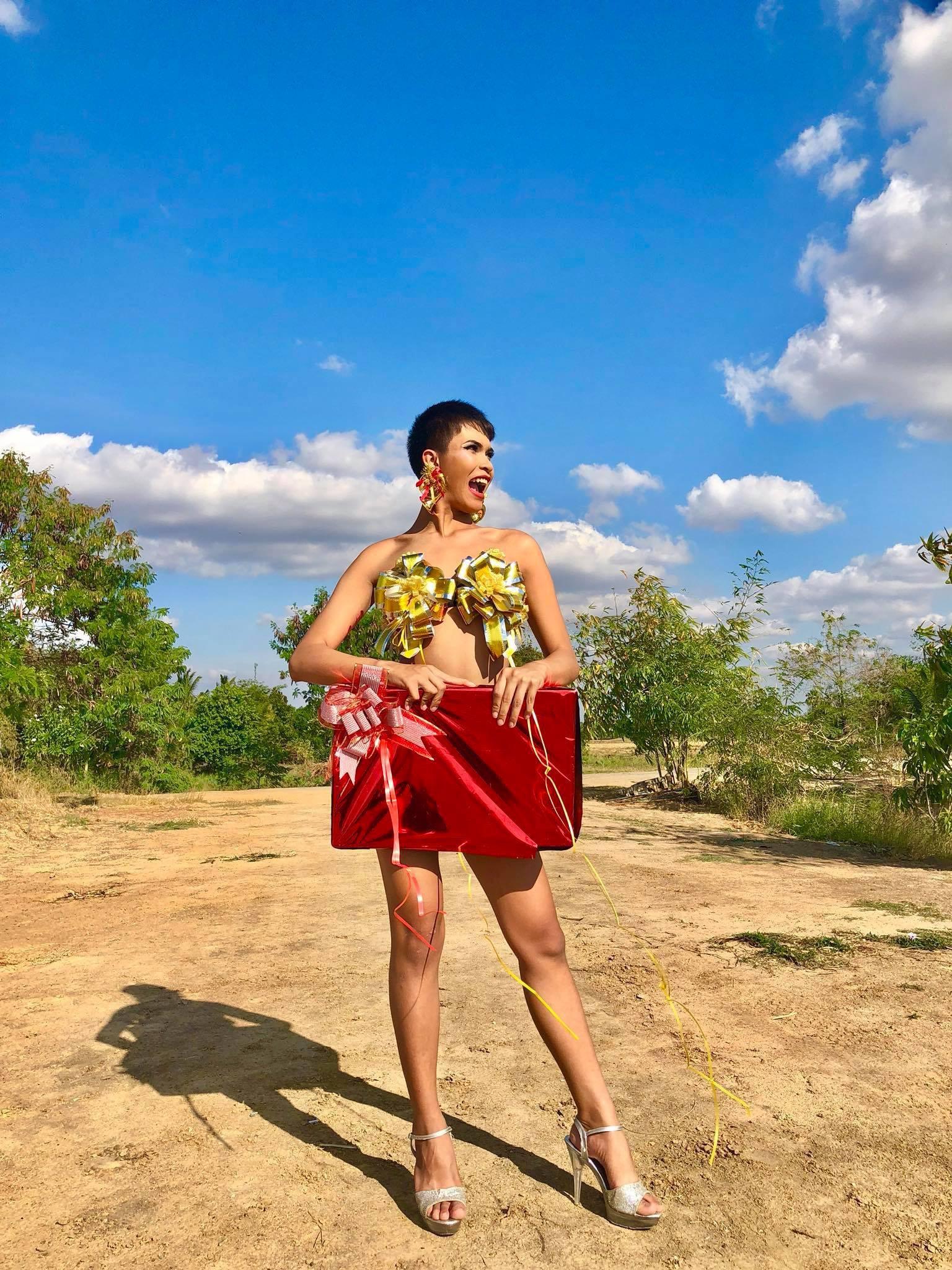 Dàn mẫu Victoria Secret phiên bản Thái tung bộ ảnh cực kỳ sang - xịn - mịn - Ảnh 8.