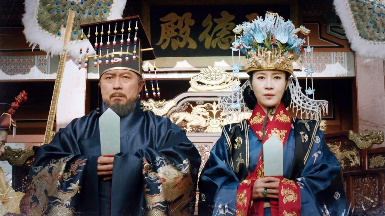 12 phim cổ trang Hàn Quốc cực hay mà mọt phim nào cũng nên biết - Ảnh 22.
