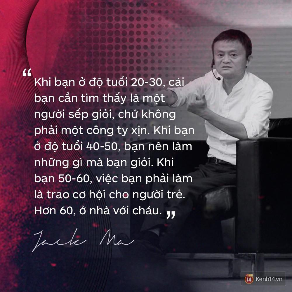 Loạt phát ngôn đầy cảm hứng tỷ phú Jack Ma vừa gửi đến các bạn trẻ Việt Nam - Ảnh 20.