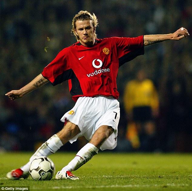 Beckham đệ nhị sắp sửa cập bến Old Trafford - Ảnh 3.