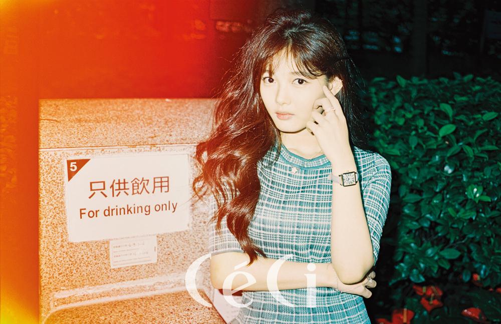 Suzy xinh đẹp nhưng style nhạt hơn hẳn các sao nữ khác trên tạp chí tháng 1 - Ảnh 9.