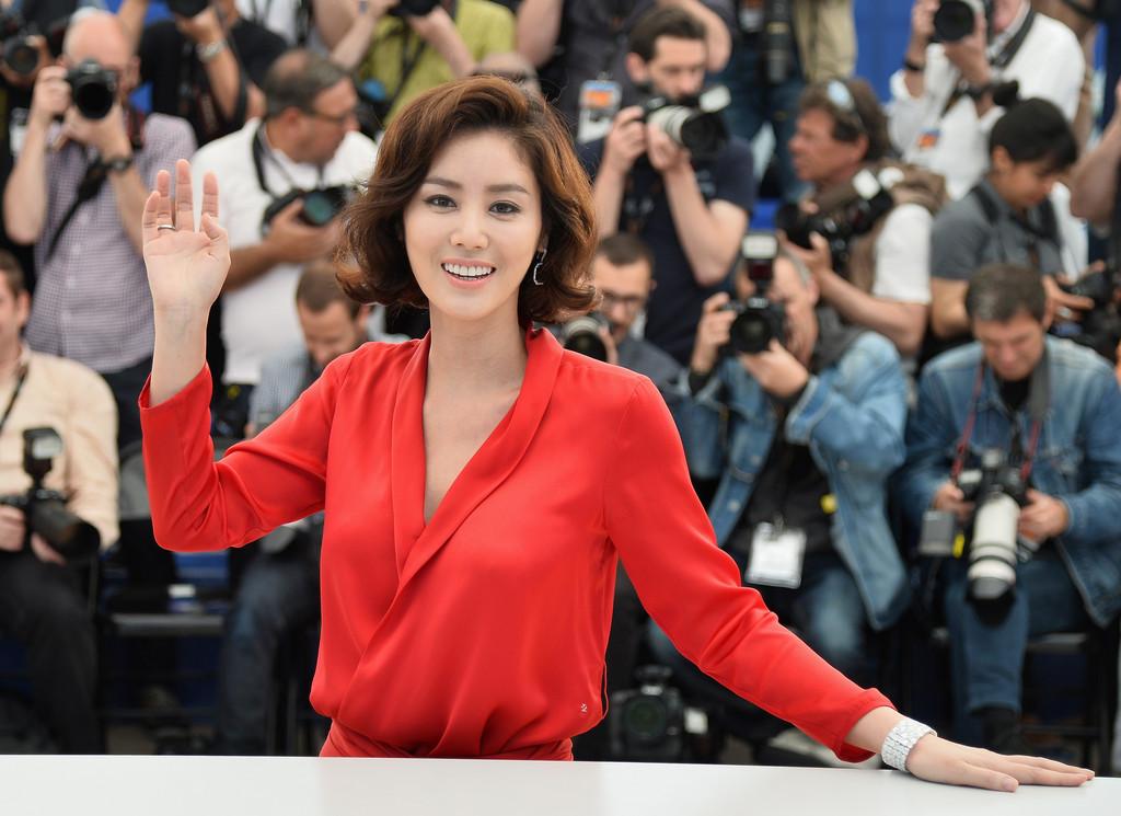 Mẹ Kim Tan Kim Sung Ryung: Cựu Hoa hậu Hàn có chồng đại gia và đứa con người Việt - Ảnh 15.