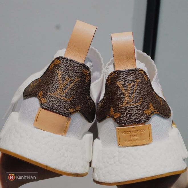 9x Việt độ giày từ đồ Louis Vuitton x Supreme hàng chục triệu đồng đang khiến giới chơi sneakers phát sốt - Ảnh 22.