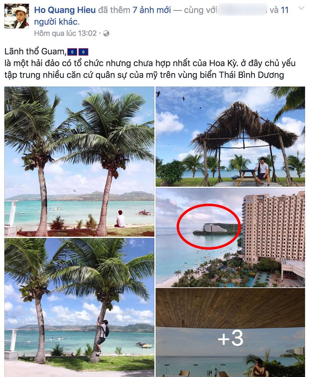Hồ Quang Hiếu, Bảo Anh khoe khéo ảnh du lịch cùng nhau, xóa tan tin đồn bất hòa - Ảnh 2.