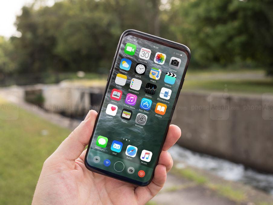 Ngắm iPhone 8 đẹp ngất ngây mà chúng ta ai cũng ao ước - Ảnh 10.