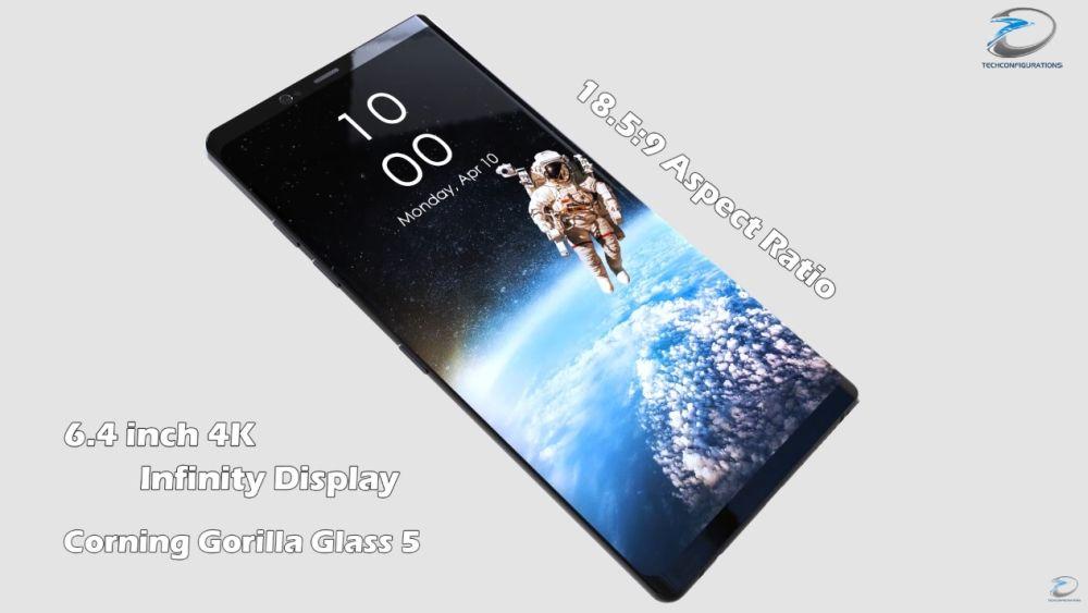 Chiêm ngưỡng ý tưởng Galaxy Note 8 đẹp không để đâu cho hết - Ảnh 2.