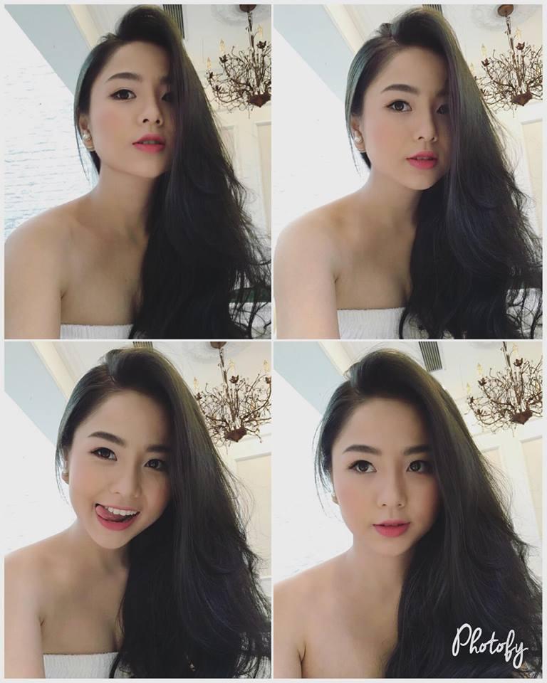 Đây là cô gái Việt có khuôn mặt tròn được khen là xinh nhất! - Ảnh 20.