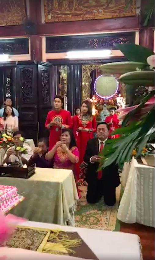 Tiếp nối Kelvin Khánh, cựu thành viên La Thăng - Huy Nam bất ngờ tổ chức đám cưới - Ảnh 1.