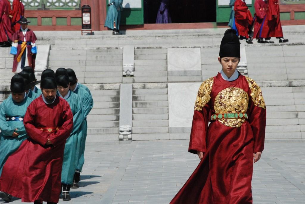 12 phim cổ trang Hàn Quốc cực hay mà mọt phim nào cũng nên biết - Ảnh 6.