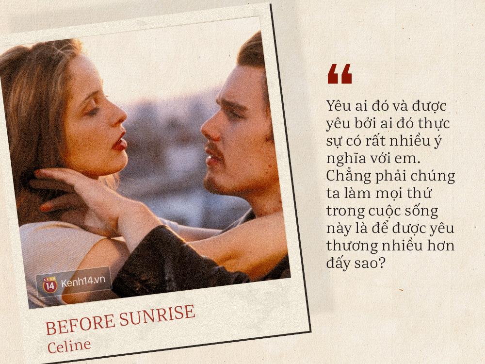 11 câu thoại phim mà chỉ đọc thôi bạn cũng thấy cả một bầu trời lãng mạn xung quanh mình - Ảnh 9.
