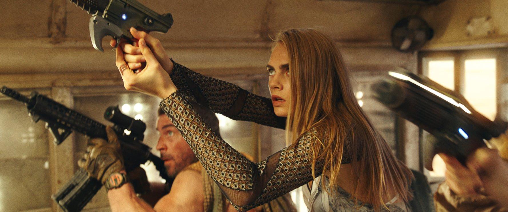 Valerian và Thành Phố Ngàn Hành Tinh - Ai cần nội dung phức tạp khi phim quá lộng lẫy - Ảnh 3.