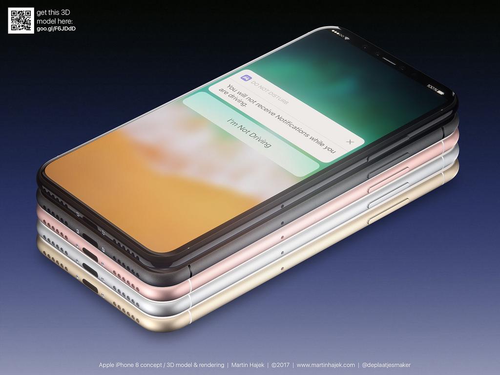 Cận cảnh vẻ đẹp mê mẩn của iPhone 8 có thể làm bạn dốc hết hầu bao để mua ngay - Ảnh 14.