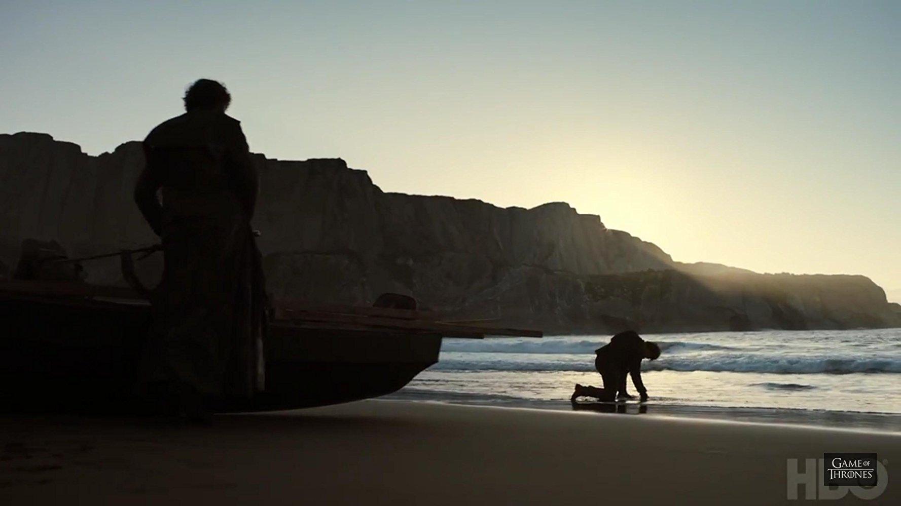 Tập cuối Game of Thrones mùa 7 - Bức Tường sụp đổ - Ảnh 3.