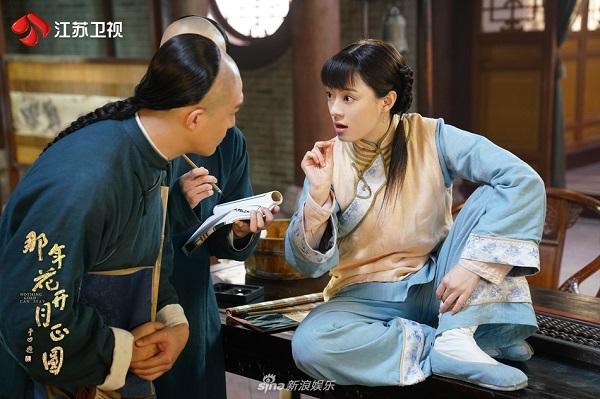 Ngô Sính tỉnh lại, Thẩm Tinh Di vẫn bị bắt giam khiến nhà họ Thẩm lo lắng trong phim Năm ấy hoa nở trăng vừa tròn