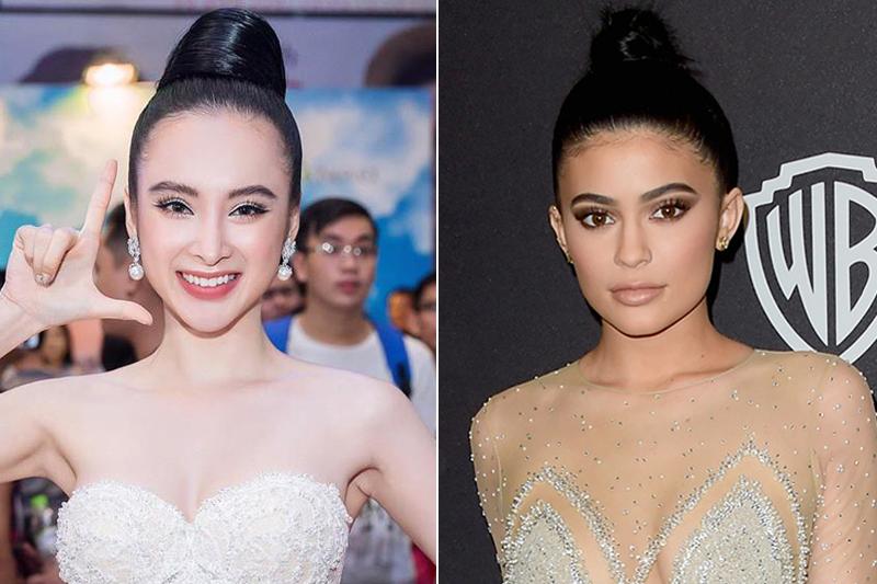 Angela Phương Trinh đã chán Phạm Băng Băng, chuyển mình học style của Kylie Jenner? - Ảnh 3.