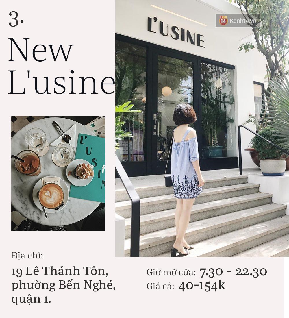 Lại phải update 3 quán cafe mới cực xinh mà giới trẻ Sài Gòn đang thi nhau chụp ảnh check-in - Ảnh 12.
