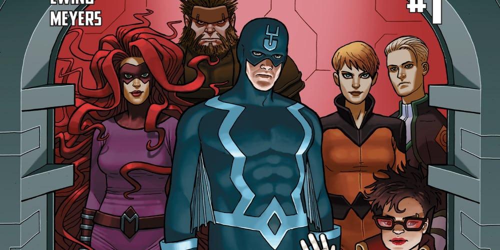 Thất bại của series Inhumans liệu có ảnh hưởng đến Vũ trụ Điện ảnh Marvel hay không? - Ảnh 4.