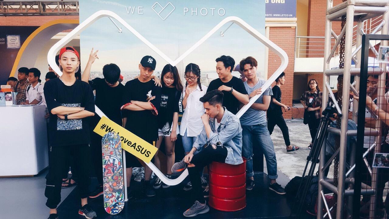 Những điều ấn tượng chỉ có tại Asus Campus Tour 2017 - Ảnh 4.