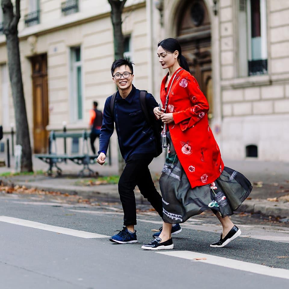 Đặng Hữu Quốc Văn – từ SV Ngoại thương, tới quản lý truyền thông của siêu mẫu và kỳ thực tập trong mơ tại Paris Fashion Week - Ảnh 9.