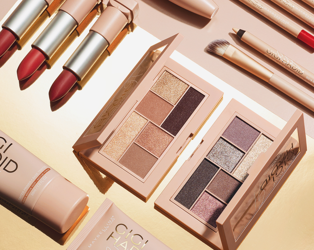 Gigi Hadid ra mắt BST mỹ phẩm hàng khủng đầy đủ từ son lì đến phấn mắt, mascara... - Ảnh 4.