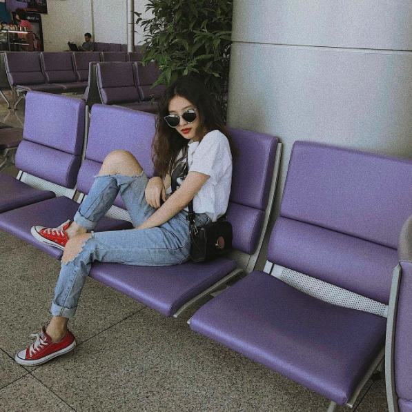 Loạt background chụp ảnh tưởng không đẹp mà đẹp không tưởng của hot girl Việt - Ảnh 17.