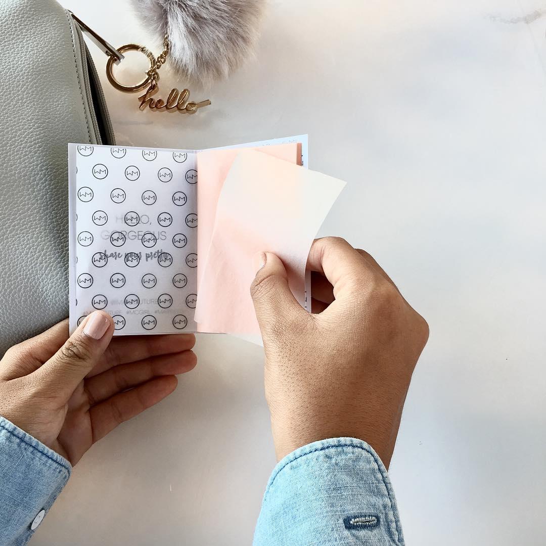 4 món mỹ phẩm dạng giấy tiện dụng giúp các nàng tút tát nhan sắc chỉ trong vài nốt nhạc - Ảnh 3.