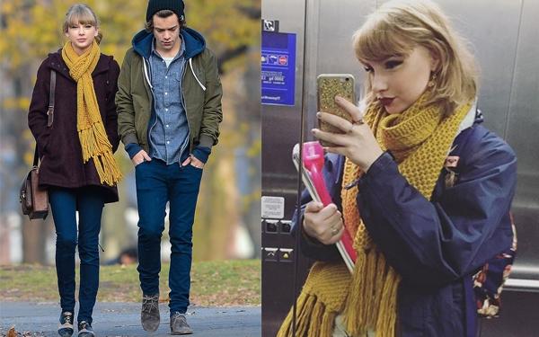 Muốn xinh như Taylor Swift, bạn chỉ cần học makeup và mix đồ như cô gái này - Ảnh 6.