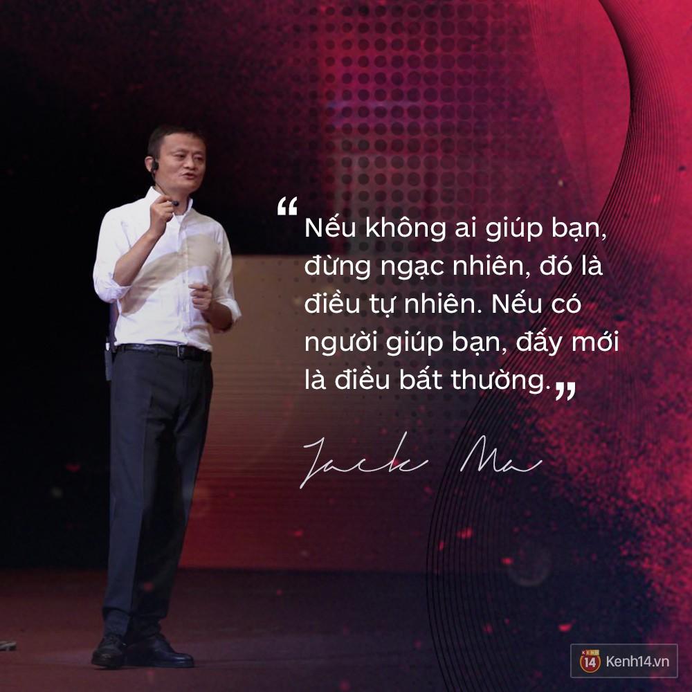 Loạt phát ngôn đầy cảm hứng tỷ phú Jack Ma vừa gửi đến các bạn trẻ Việt Nam - Ảnh 3.