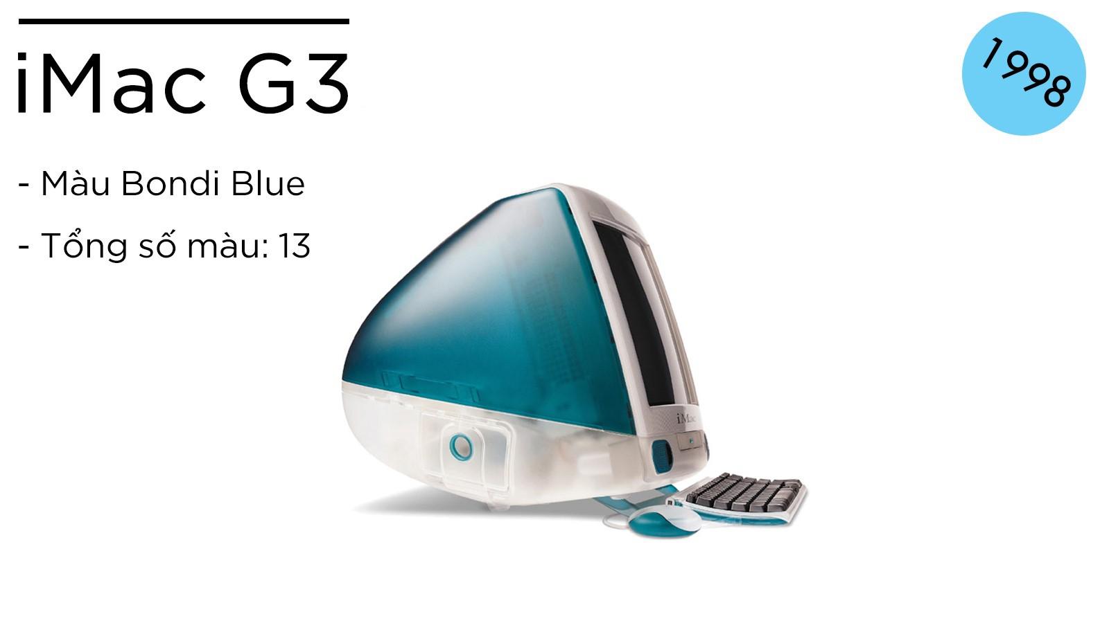 Từ Apple I đến iPhone X: Lịch sử màu sắc 3 chìm 7 nổi của Apple - Ảnh 3.