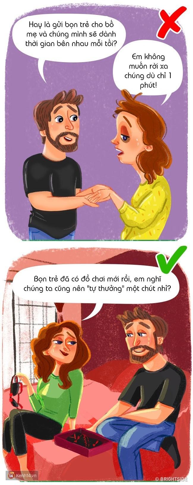 10 điều mà các cặp vợ chồng nên làm để tránh dẫn đến sự đổ vỡ đáng tiếc trong hôn nhân - Ảnh 7.