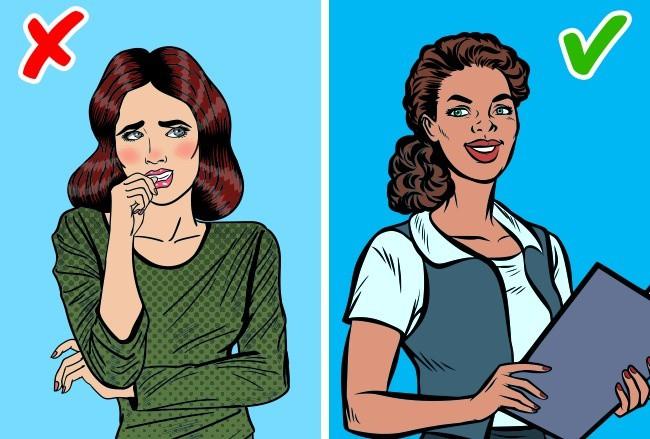 10 lỗi ngôn ngữ cơ thể thường mắc phải khiến chúng ta trở nên kém sang hơn - Ảnh 5.
