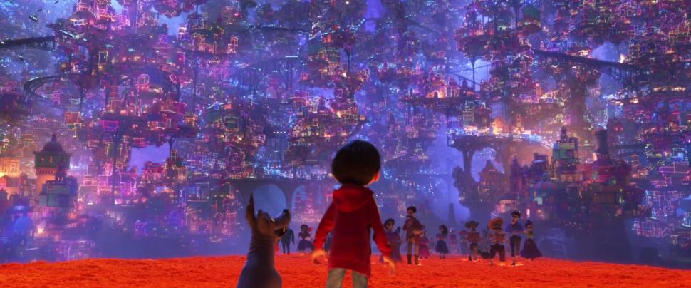 Coco - Lễ hội cho người chết và sự hồi sinh kỳ diệu của Pixar - Ảnh 4.